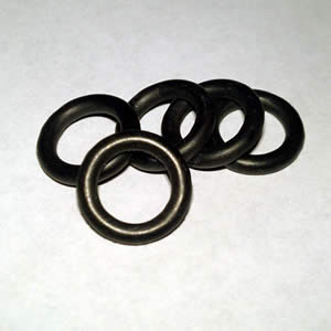 Set Of 5 O Rings For Soft Nose Pol