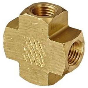 Brass Fittings - Cross
