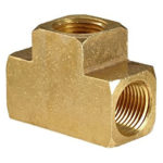 brass t fitting
