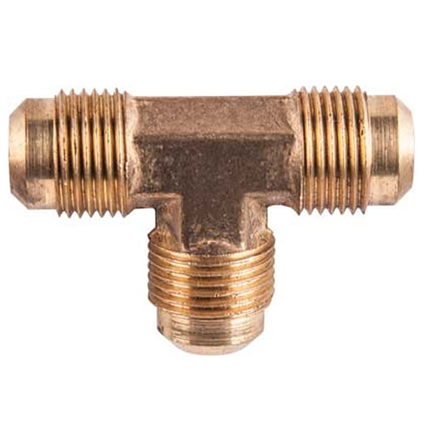 Brass Fittings -Tee