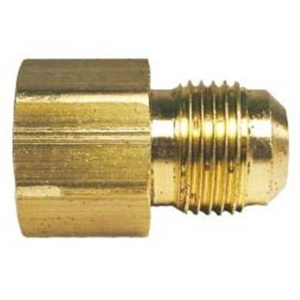 Brass Fitting - Coupling