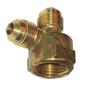 Brass Fittings - Tee