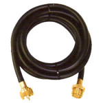 "20 Foot Camping Hose male/female 1""-20"