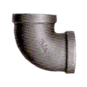Schedule 40 FNPT 90° Steel Elbow