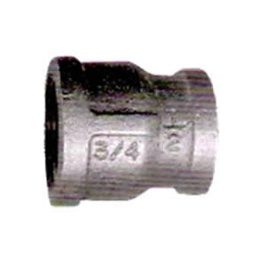 Schedule 40 Reducing Steel Coupler