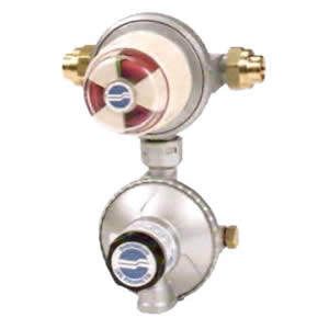 Automatic Changeover Regulators For Propane Gas