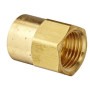 "3/8"" Female Flare x Female 1/4"" Pipe Coupler"