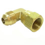 90° ELBOW Tube To Swivel Female Flare