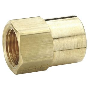 Brass Fittings - Coupler