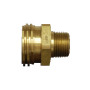 "1-3/4"" Male ACME x 3/4"" Male Pipe Thread"