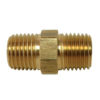 Brass Nipple - Hex Short
